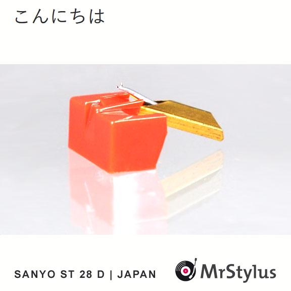Sanyo ST 28 D   JAPAN