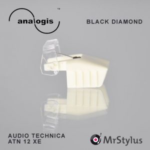 AUDIO TECHNICA ATN 12 XE | analogis BLACK DIAMOND