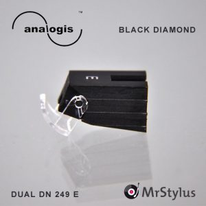 DUAL DN249E | analogis BLACK DIAMOND