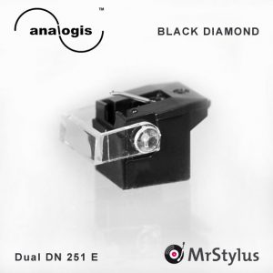 Dual DN251E BLACK DIAMOND NUDELINE | SWISS MADE