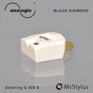 Goldring G 800 E | BLACK DIAMOND | analogis