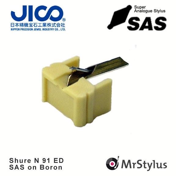 JICO SHURE N91 ED SAS on boron