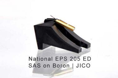 JICO National EPS205ED SAS on Boron