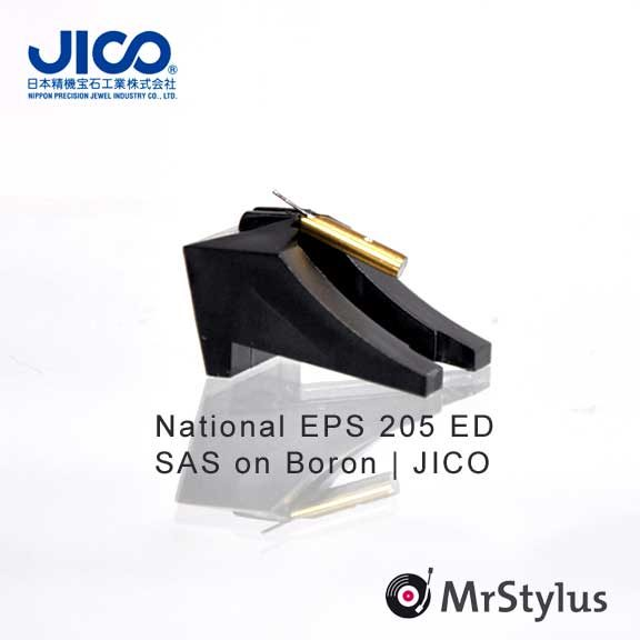 JICO National EPS205ED SAS on Boron