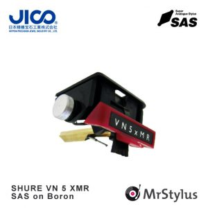 JICO SHURE VN 5 XMR SAS on Bo