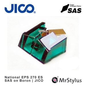 National EPS 270 ES SAS on Boron | JICO