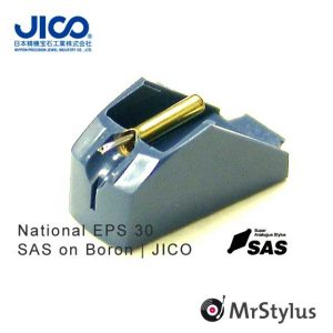 National EPS 30 ES SAS on Boron | JICO