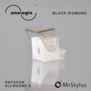 Ortofon Allround E | BLACK DIAMOND