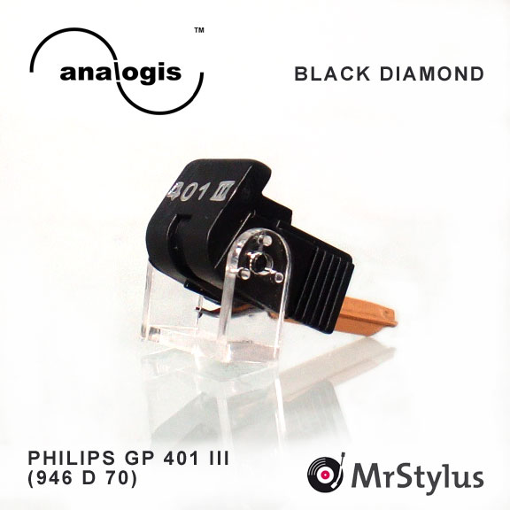 Philips GP 401 III (946 D 70) | BLACK DIAMOND
