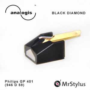 Philips GP 401 (946 D 59) | BLACK DIAMOND