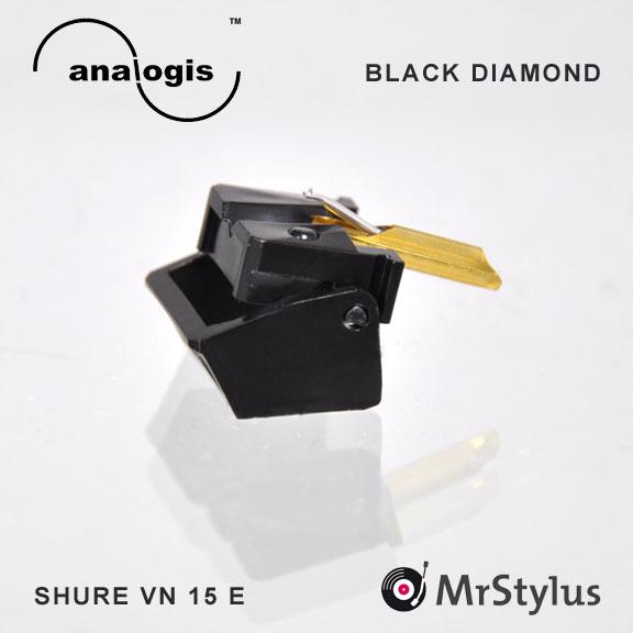 SHURE VN 15 E nude | BLACK DIAMOND