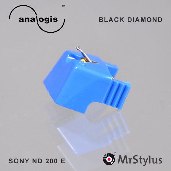 SONY ND 200 E | BLACK DIAMOND