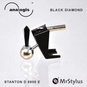 STANTON D 6800 E   BLACK DIAMOND