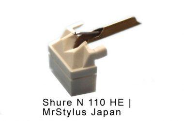 Shure N 110 HE Japan