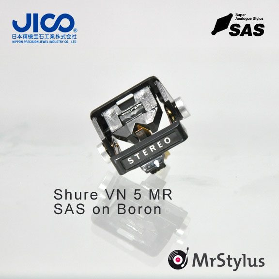 Shure VN 5 MR-SAS on Boron