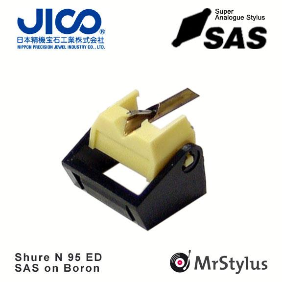 Shure N 95 ED SAS on boron | JICO