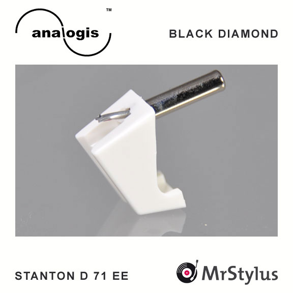 STANTON D 71 EE BLACK DIAMOND
