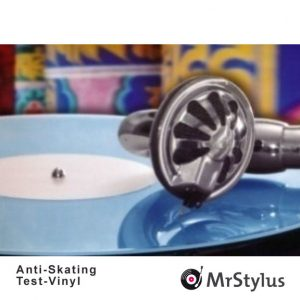 Testschallplatte Anti-Skating