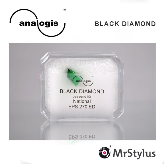 analogis BLACK DIAMOND | NATIONAL EPS 270 ED