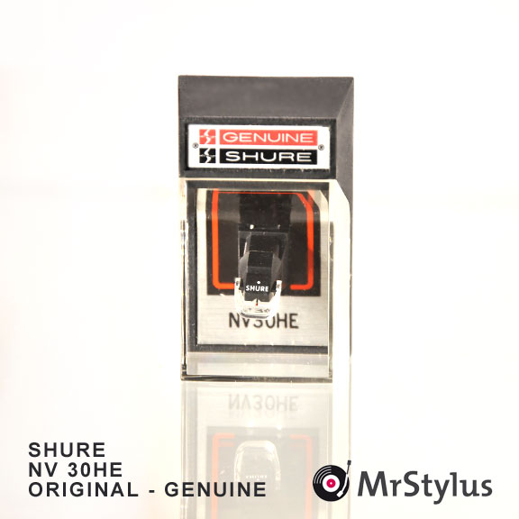 SHURE NV 30HE genuine